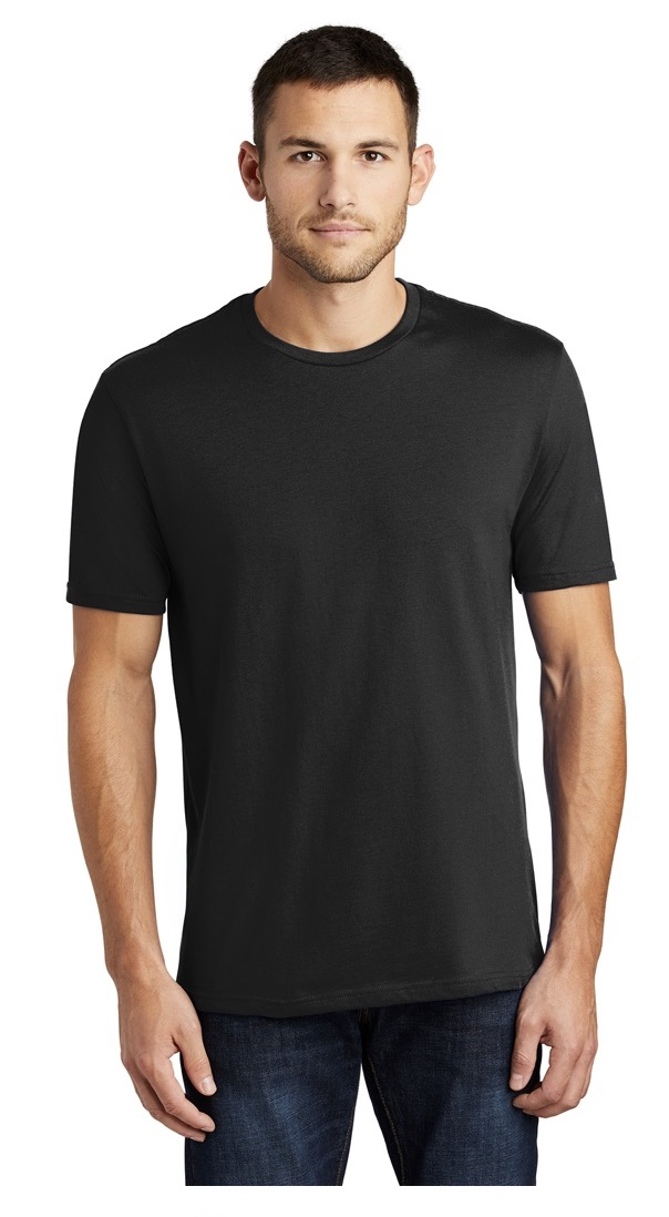 District ® Perfect Weight ® Tee 100 Cotton T-Shirts SanMar